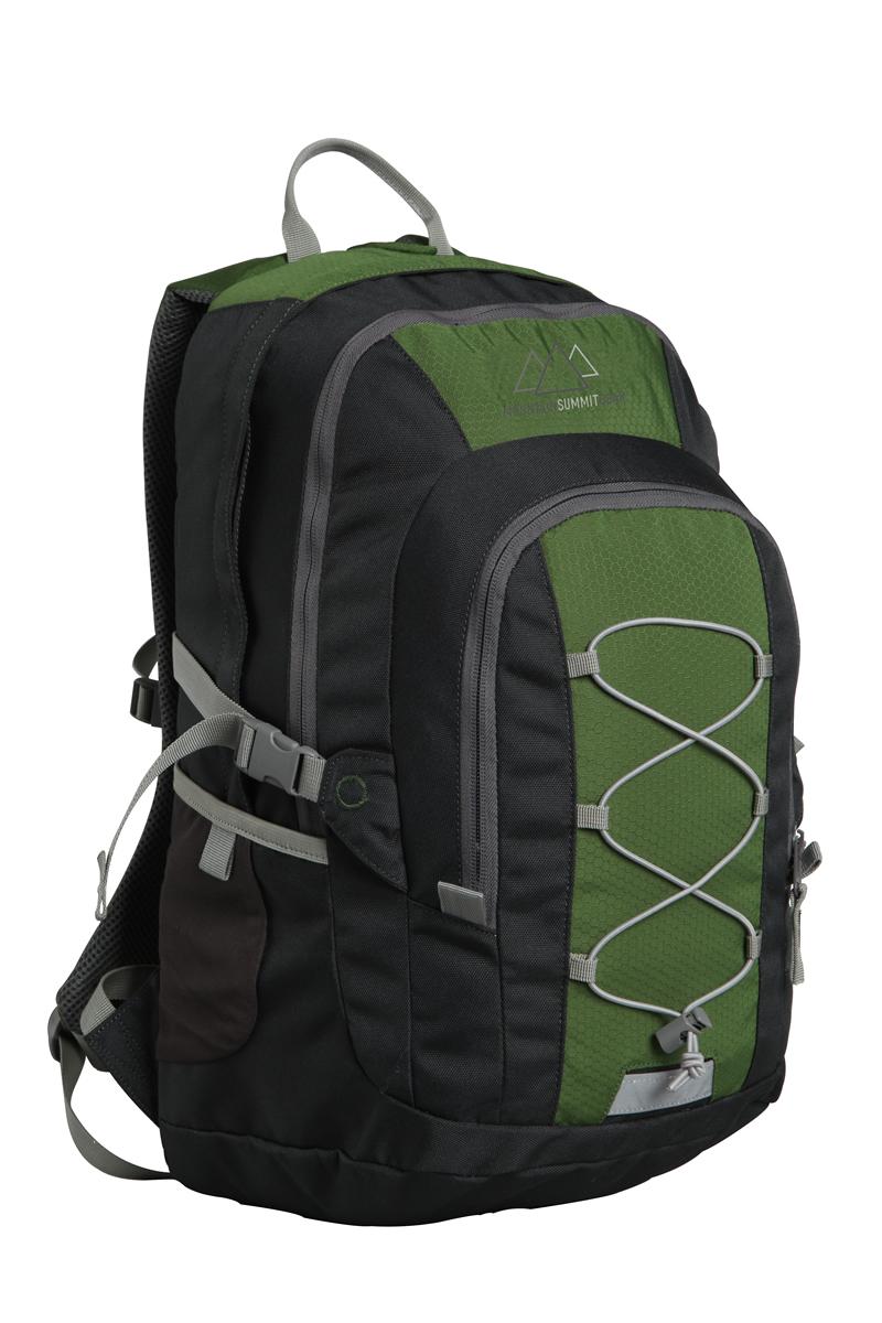 Green 25L Backpack